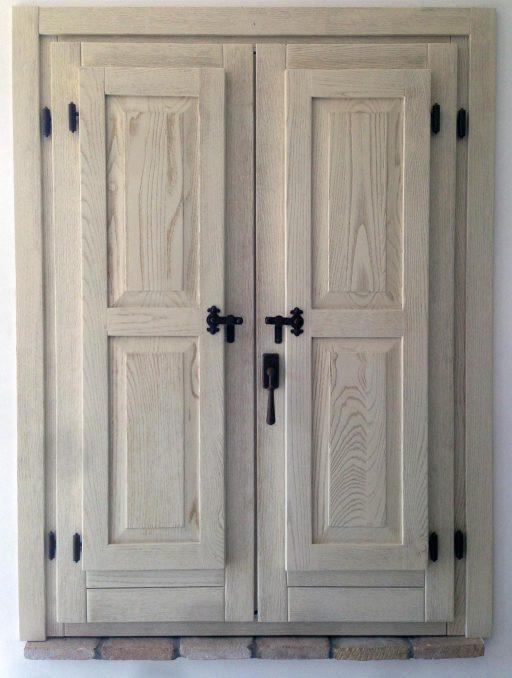 Finestra in legno installata da 3P Infissi